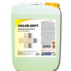 p 5 9 2 592 CHLOR SEPT feluletfertotlenito es tisztitoszer 5L