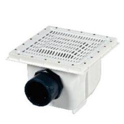 p 1 4 1 0 1410 fenekurito Aquamax 315x315 mm D110125 ragasztos csatlakozoval