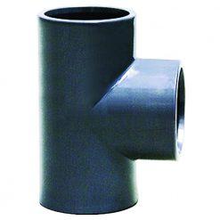 PVC T idom 90º D 020 PN16