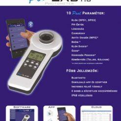 PoolLab 1.0 photometer 3 uszodaesmedence