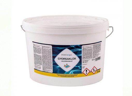 GYORSAKLÓR Pontaqua 10 kg