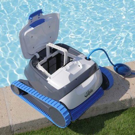 dolphin s100 medence robot porszivo 3 uszodaesmedence