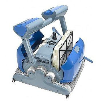 dolphin supreme m400 medence robot porszivo 4 uszodaesmedence