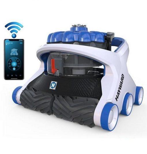 hayward aquavac 650 medence robot porszivo 3 uszodaesmedence