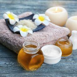 Wellness szauna kozmetikumok