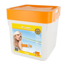 pH Plusz Granulátum 5kg- AQUACORRECT